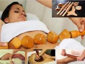Quemadores y masajes reductores