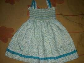 Vestido de Nena Talle 2 Años