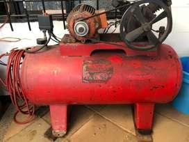 Compresor con motor Trifasico