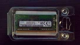 Memoria RAM 4GB DDR4 2666Mhz Nueva Portatil