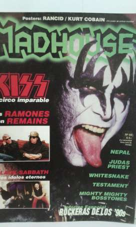 Revista Madhouse nro. 85