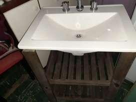 Lavatorio para baños