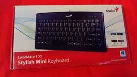 Oferta vendo mini  teclado Genius usb
