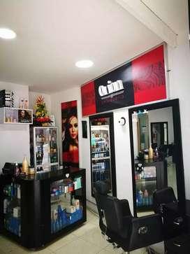 Vendo muebles de peluqueria