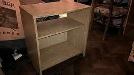 Mesa TV de madera
