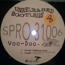 Vendo | LP Vinilo música electrónica Voo-Doo...– Unreleased Bootlegs | Buen estado