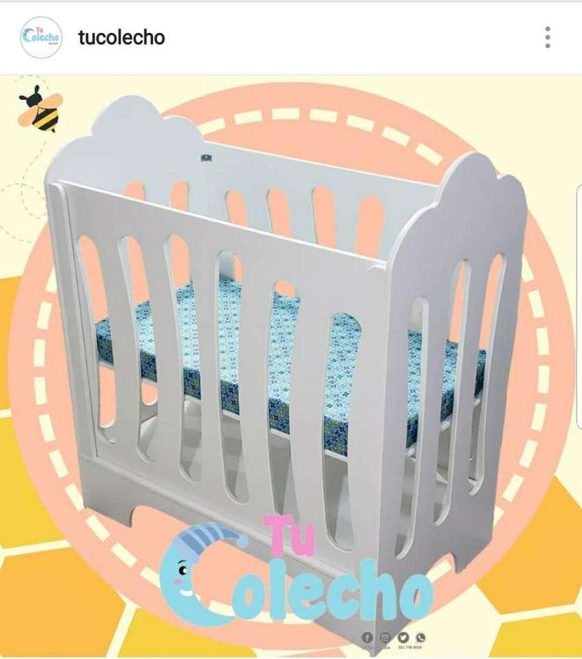 Cuna Colecho 3 en 1 0