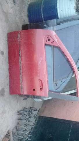 Puerta tras Y Del Fiat Siena Palio 2002