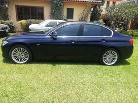 Vendo BMW año 2012 modelo 335i full equipo