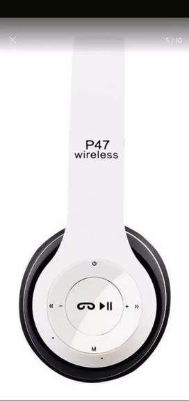 Audífonos de Bluetooth P47
