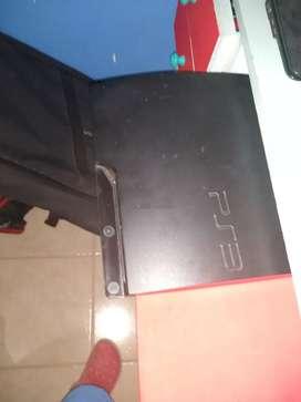 PS 3 Slim negra
