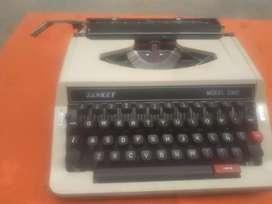 Maquina de escribir ssnkey.