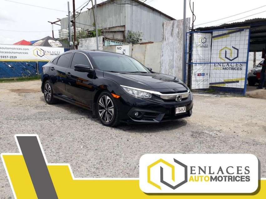 Honda Civic Exl 2016 0