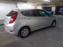 Vendese Hyundai accent achtback