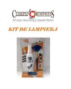 Kit De Limpieza Para Pantallas Lcd Led Monitores Laptops