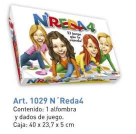 Nreda4 - juego