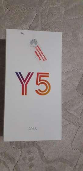 Vendo Totalmente Nuevo Huawei Y5