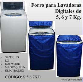 forros para lavadoras de todas las marcas y tamaños llama ya