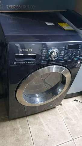 Vendo lavadora secadora Samsung