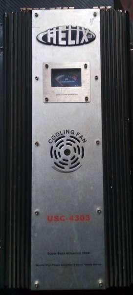 planta de sonido HEILIX USA