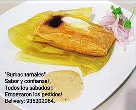 Sumac Tamales