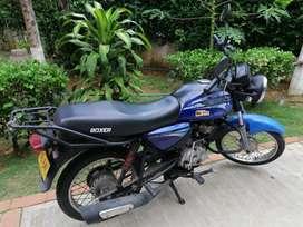 Vendo moto boxer bm 100 2013 exelente estado