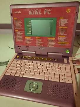 Vtech Computadora didactica Mini Laptop