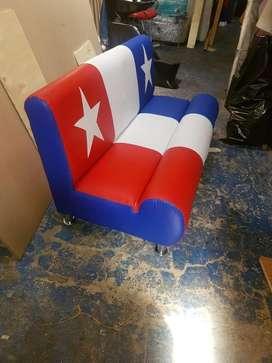 Sofa para Barberia