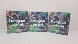 Perfume Desigual Dark Fresh 100ml