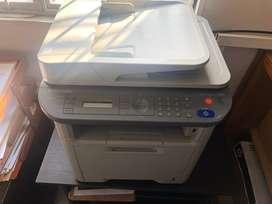 Samsung SCX-4833FD - Impresora multifunción láser