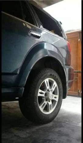 Chasis completo de camioneta Green Wall H3