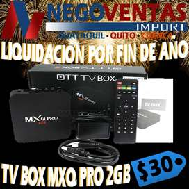 TV BOX MXQ PRO 2G X 16