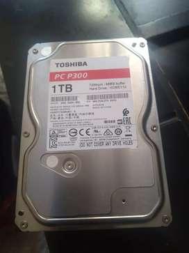 Vendo Disco Duro Toshiba 1TB