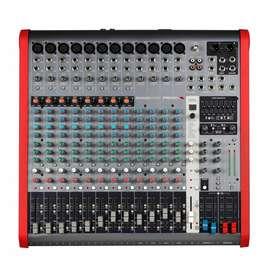 Consola Proel M1622USB Mezclador audio