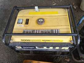 Generador Porten 4500 Watts (120/240V)