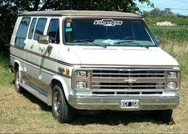 Chevrolet Chevy Van 90 V8 Vendo O Permuto