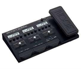 Procesador Zoom G3XN Music Box Colombia Pedal Efectos Guitarra Electrica