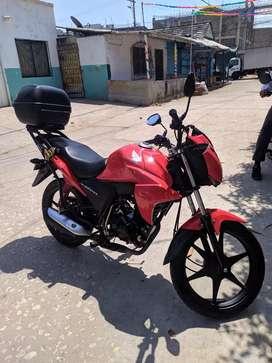 Honda cb 110 cómo nueva
