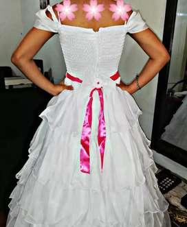 Se vende vestido, de primera comunión