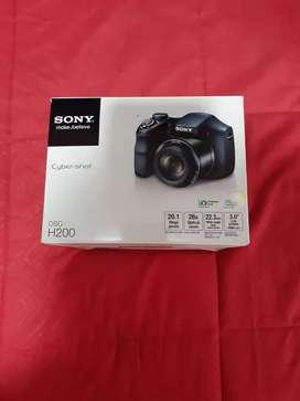 Cámara Sony Cyber-shot DSC H200