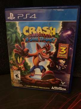 Crash Bandicoot Trigoly