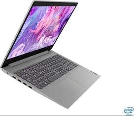 LENOVO IDEAPAD 3 IDEAL HOME OFFICE ZOOM COLEGIO FACU COREI3 10MA GEN 8GB 15.6 FULLHD 256GB SSD TARJETAS 12 Y 18 PAGOS!