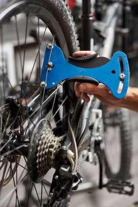 Reparacion - limpieza- service Bicicletas!