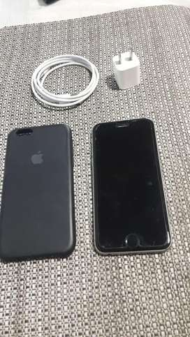 iphone 6s 16GB en excelentes condiciones