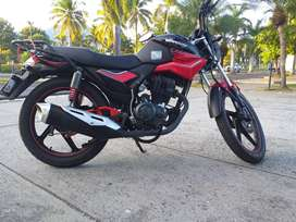 Serpento 150cc negociable