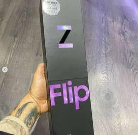 Samsung Galaxy Z Flip. (256 GB)