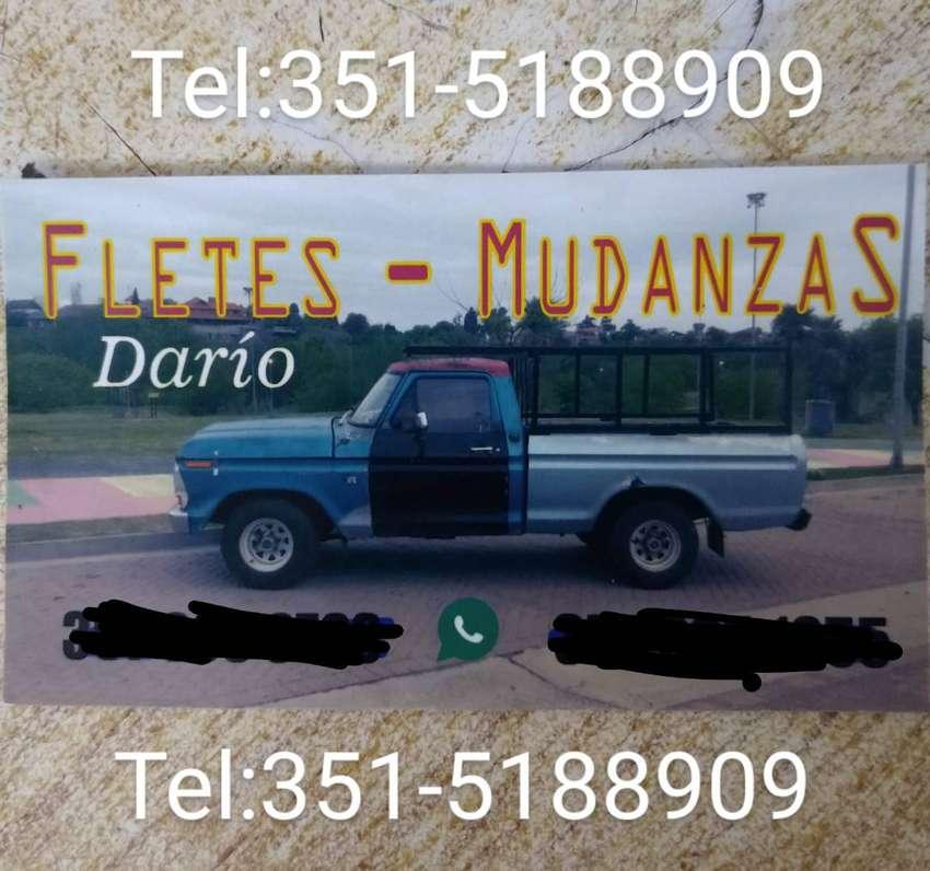Fletes y mudanzas Dario 0