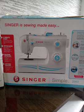 Máquina de coser SINGER 2263 Simple