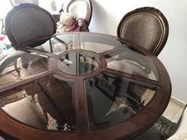 Vendo sala comedor luis xv 15 vintage