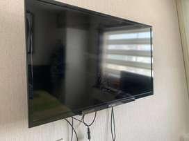 """Sony 32"""" HDTV + Rack"""